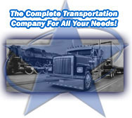 We have the capacity and the safety record to handle all your transportation needs!